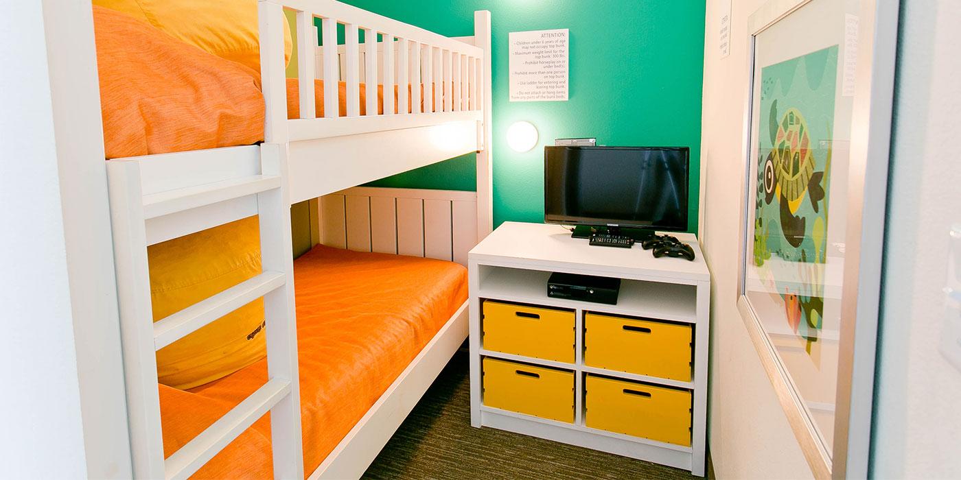 Kids U0026 39  Suite Hotel Rooms