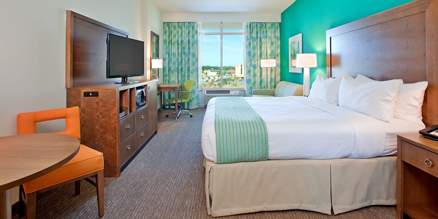 Inland King Hotel Rooms Holiday Inn Resort Fort Walton Beach