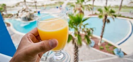 fort walton beach hotel package HIRFWB Riptides Breakfast
