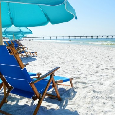 Fort Walton Beach Hotel Beachfront Holiday Inn Resort