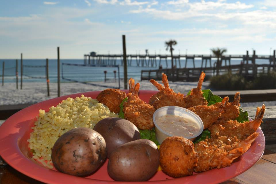 waterfront dining fort walton beach fl