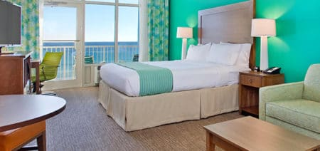 Holiday Inn Resort Fort Walton Beach FL King Room