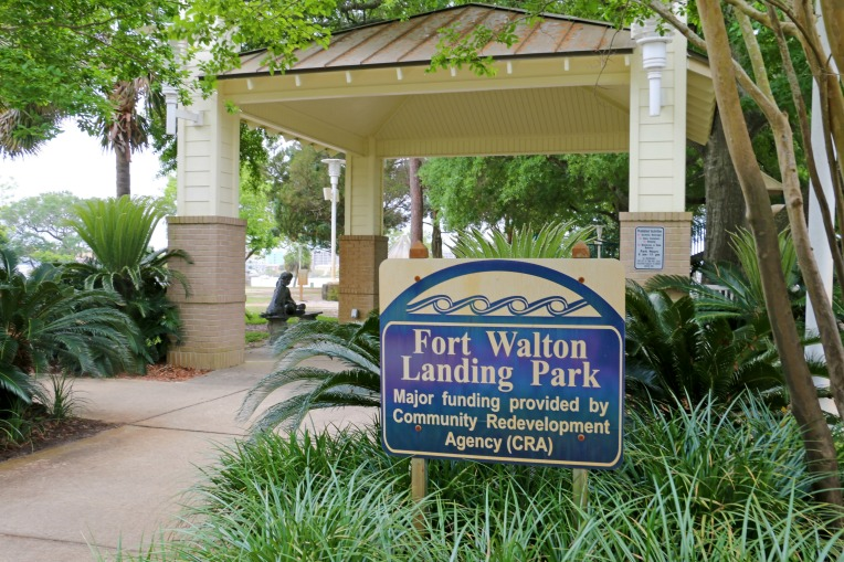 landing park fort walton beach fl