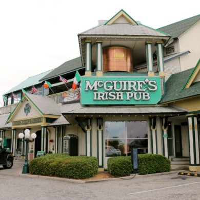Mcguires Irish Pub Destin Fl Holiday Inn Resort Local