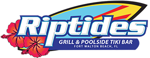 Image: Riptides Grill & Tiki Bar at Holiday Inn Fort Walton Beach, FL
